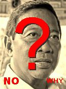 NO! Jejomar Binay