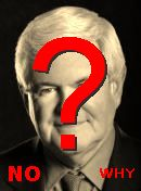 NO! Gingrich