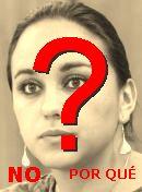 NO! Gabriela Rivadeneira