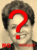 NO! Dilma Rousseff
