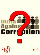 NO! India Against Corruption