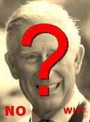 NO! Prince Charles