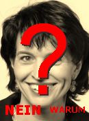 NO! Doris Leuthard