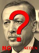 NO! Recep Tayyip Erdoğan