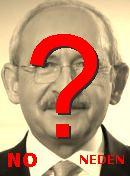 NO! Kemal Kılıçdaroğlu