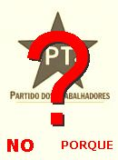  NO! Partido dos Trabalhadores