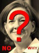 NO! Alison Redford