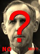 NO! Bob Brown