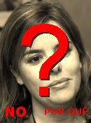 NO! Soraya Sáenz de Santamaría