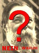NO! Friedrich Engels