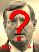 NO! David Trimble