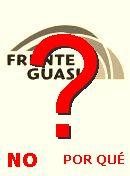 NO! Frente Guasú