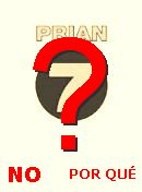  NO! PRIAN