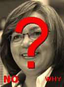  NO! Patricia De Lille
