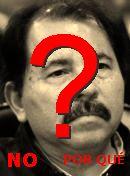 NO! Daniel Ortega