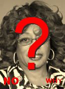  NO! Corrine Brown