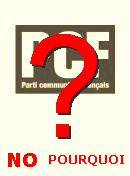 NO! PCF
