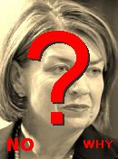 NO! Anna Bligh