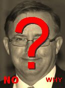 NO! Anthony Albanese