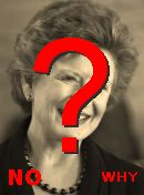 NO! Stabenow