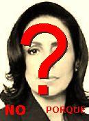 NO! Ana Maria Rangel