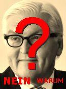 NO! Frank-Walter Steinmeier