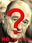 NO! Jacques Chirac