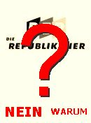 NO! Die Republikaner