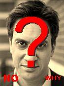 NO! Ed Miliband