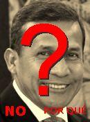 NO! Ollanta Humala