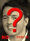 NO! Matteo Renzi