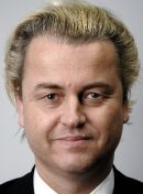 photo Geert Wilders