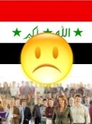 Political situation in Iraq - dissatisfied