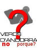  NO! VERDS d'Andorra