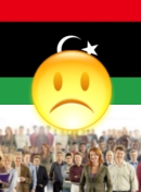 Political situation in Libya - dissatisfied
