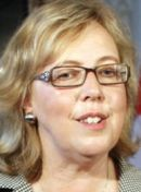 photo Elizabeth May