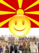 photo Полит.ситуац.во Македонија  задоволни