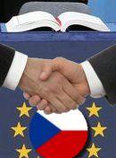 الصورة Česko a EU pro sblížení