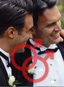 الصورة Homosexual marriage - support