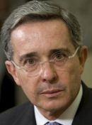 photo Álvaro Uribe