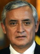 photo Otto Pérez Molina