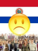 Political situation in Paraguay - dissatisfied