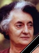 photo Indira Gandhi
