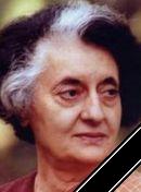 photo Indira Gandhi