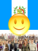 photo Situación política en Guatemala - satisfecho