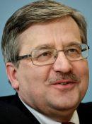 Foto Bronisław Komorowski