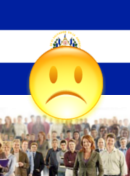Situación política en El Salvador - insatisfecho