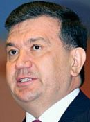 photo Shavkat Mirziyoyev