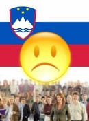 Political situation in Slovenia - dissatisfied