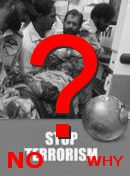 Stop terrorism - against